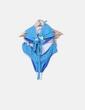 Bikini imprimé bleu Aerie