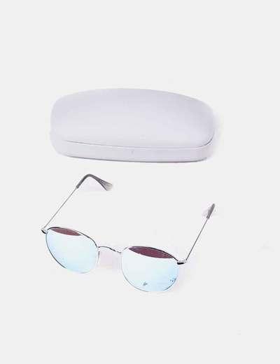Gafas de sol cristal azul