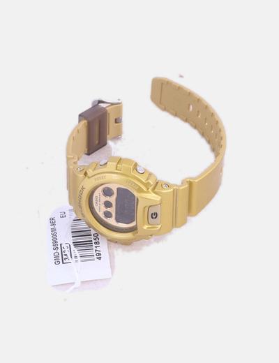 Reloj G-Shock dorado