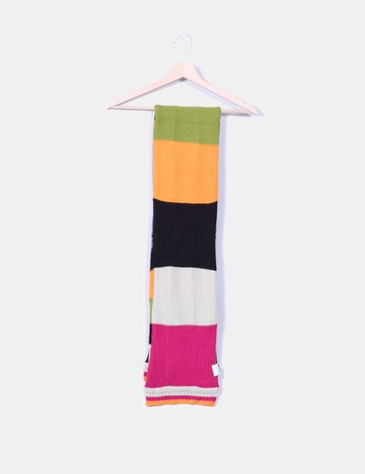 Bufanda multicolor VAMP