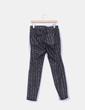 Pantalón animal print texturizado Cambio