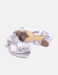 Sandálias de tacão Top Girl