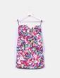Vestido estampado multicolor sin mangas H&M