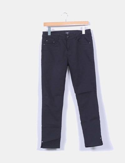 Pantalón pitillo negro Elogy