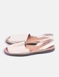 Menorquina beige Women shoes