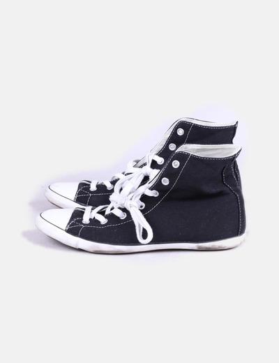 converse zapatillas negras