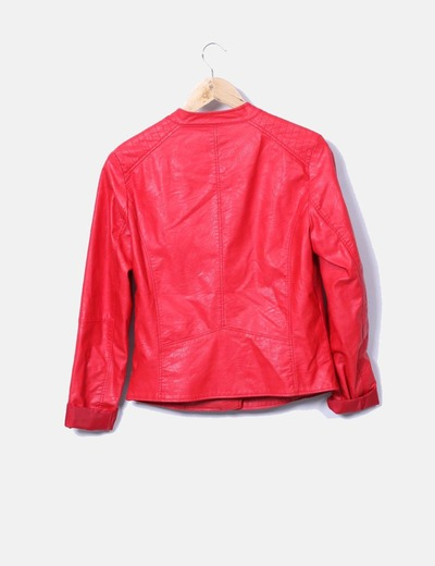 Biker roja