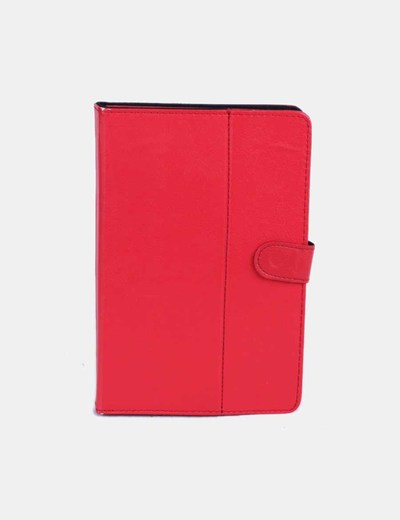Funda de tablet roja NoName
