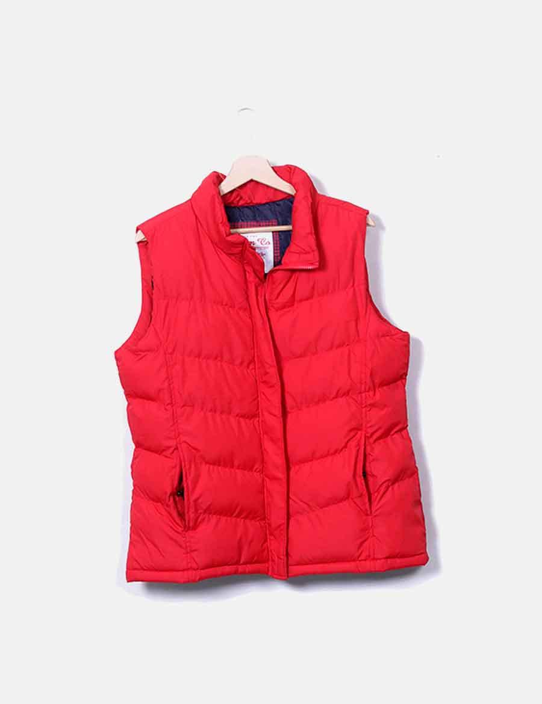 online acolchado Mujer y rojo baratos de Chaleco Abrigos Chaquetas Primark  zp1SnnxCqw ... c9906b6f2ec9
