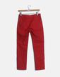 Pantalón rojo lace up GDS