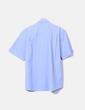 Camisa manga corta azul Emidio Tucci