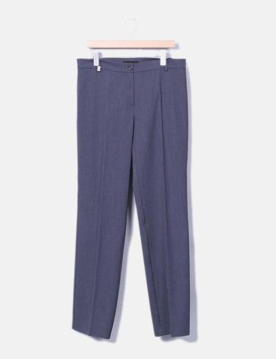 Andamio Pantalón de traje gris (descuento 77%) - Micolet 16c1952a7639