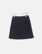 Falda negra pana H&M