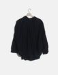Camisa negra manga larga Shana