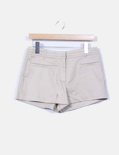 Short beige Easy Wear