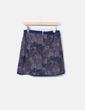 Falda mini estampada Trucco