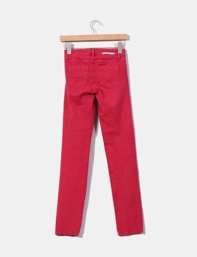 Pantalon coral