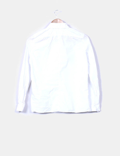 Camisa blanca basica