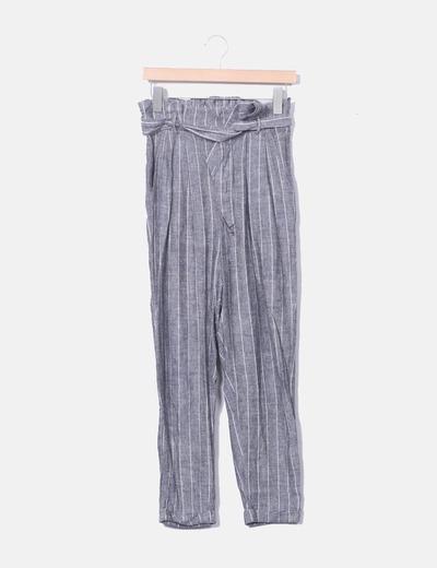 Pantalon baggy Bershka
