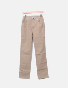 Pantaloni dritti Moschino 58cb308602e