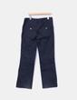 Pantalon bleu marine Walk and Talk