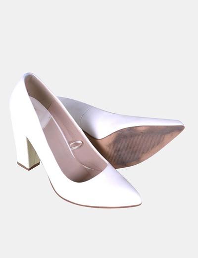 58Micolet Tacón Lefties Blancos Zapatos Pasteldescuento cjL4Rq5A3