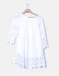 Robe blanche Ciao Milano