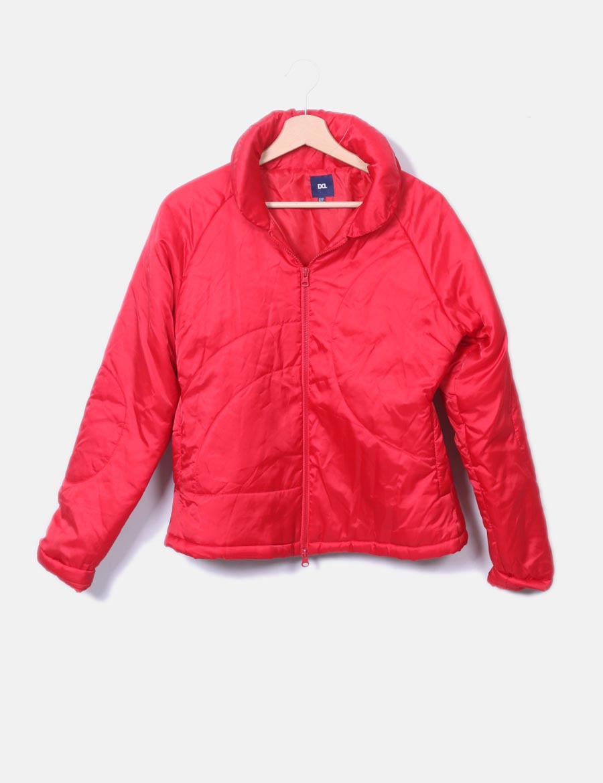 Algodón Chaquetas Y Online Mujer De Don Acolchado Rojo Abrigos q7aUqO