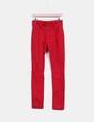 Pantalón recto rojo NoName
