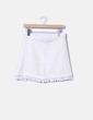 Mini-jupe texturé Suiteblanco