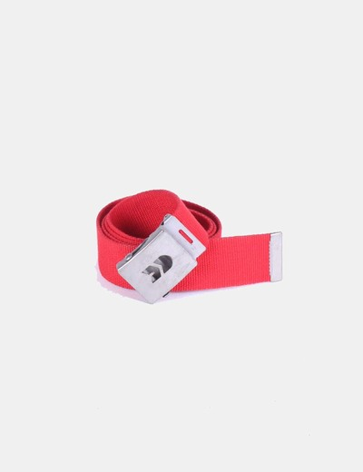 Cinturón rojo NoName