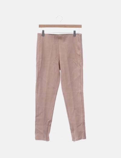 Conjunto blazer y leggin rosa