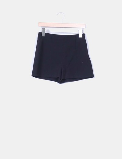 Short negro alto Zara