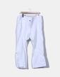 Pantalón blanco detalle bolsillos Benotti