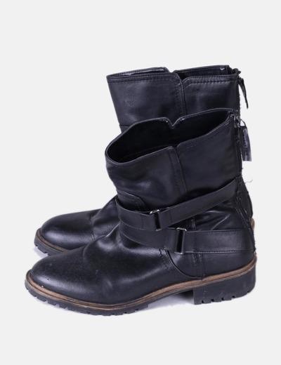 Botas bajas negras Pull&Bear