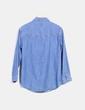 Camisola oversize denim azul medio Pull&Bear