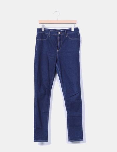 Jeans vaquero oscuro H&M
