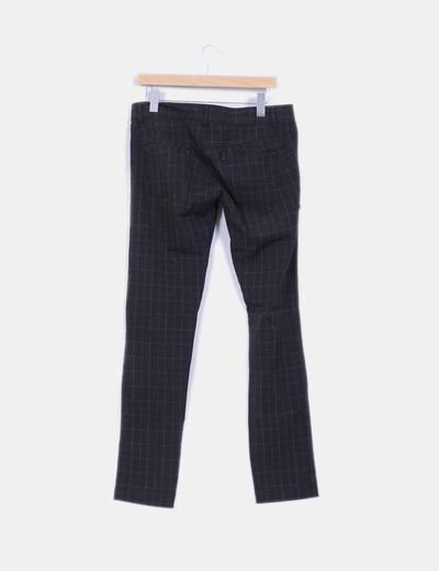 Pantalon de cuadros