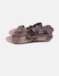 Sandalia plana marrón Marypaz