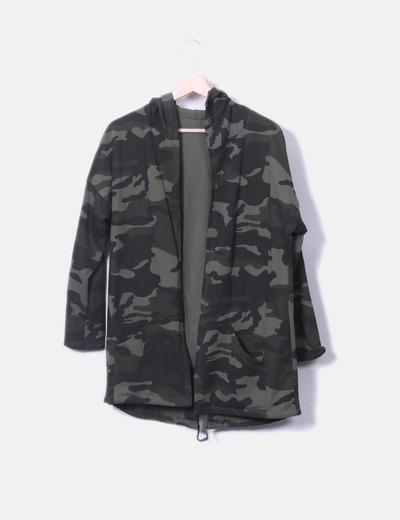 Veste de camouflage avec capuche NoName