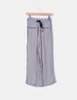 Pantalón fluido culotte estampado Zara