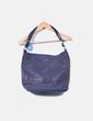 Bolso azul con tachas brillantes Marypaz