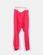 Pantalón coral de ramio Zara