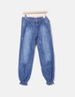 Jeans denim baggy azul NoName