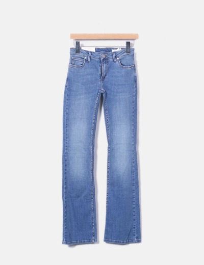 Reiko Jeans flared trousers