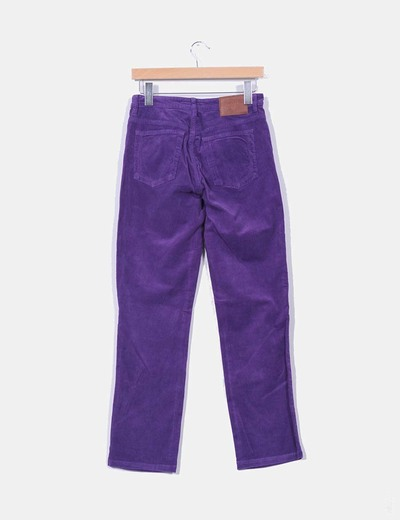 Pantalon recto micropana carol
