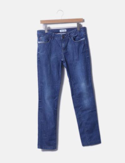 Jeans denim rrecto