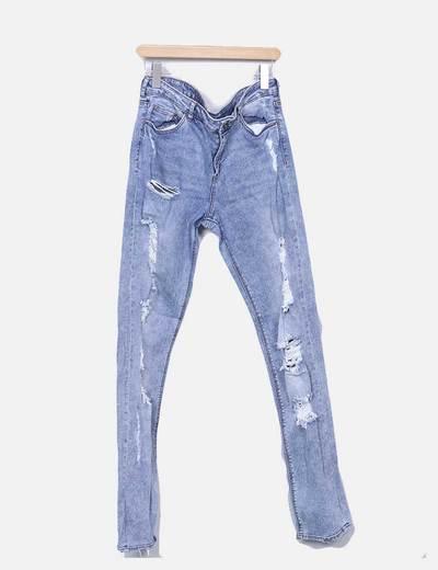 Jeans déchirés H&M