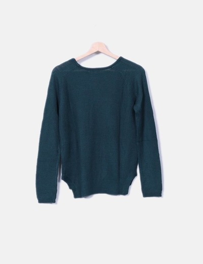 Jersey tricot verde