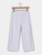 Pantalón blanco de lino con cuerda  NoName